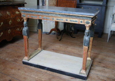 Item no1 Console table