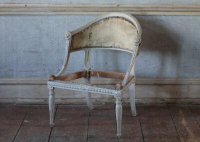 Item no14, Barrowback armchair